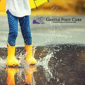 Gentle Foot Care - Heel Pain in Children
