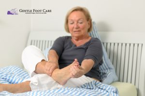 Gentle Foot Care Foot Pain